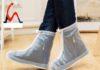 giày đi mưa nữ