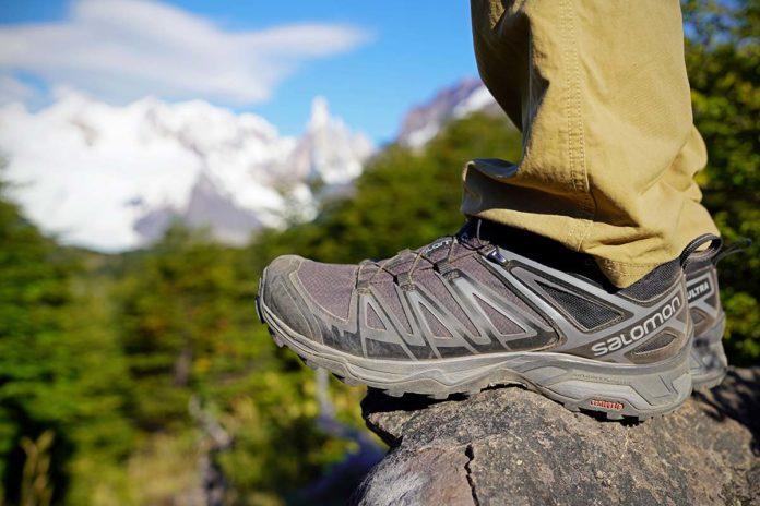 thương hiệu giày leo núi nổi tiếng