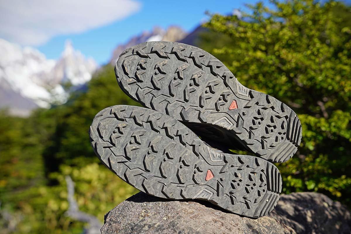 giày leo núi nam nữ Salomon