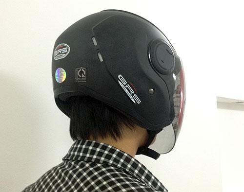 mũ bảo hiểm grs chính hãng