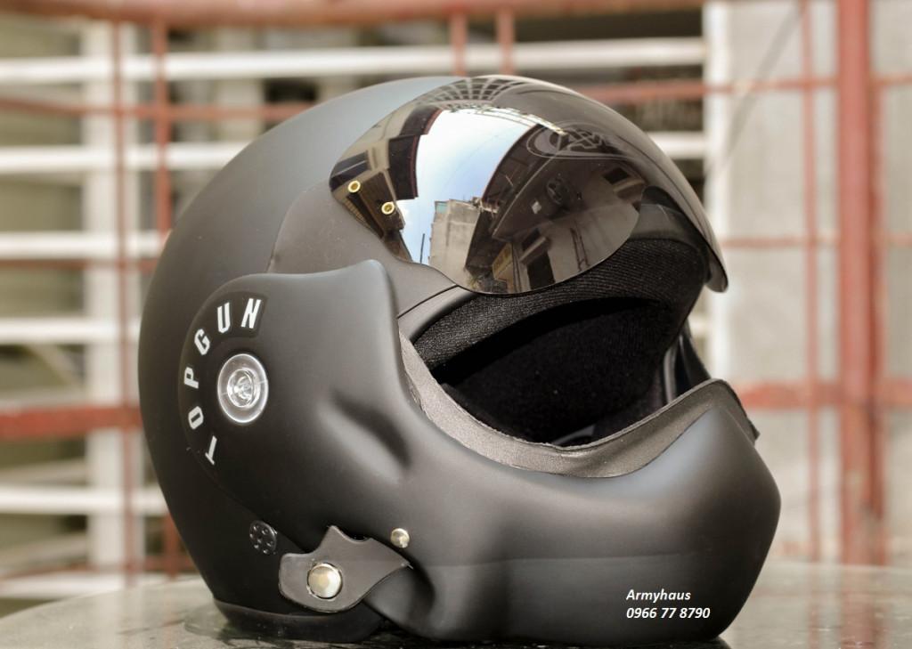 mũ bảo hiểm topgun Thái Lan