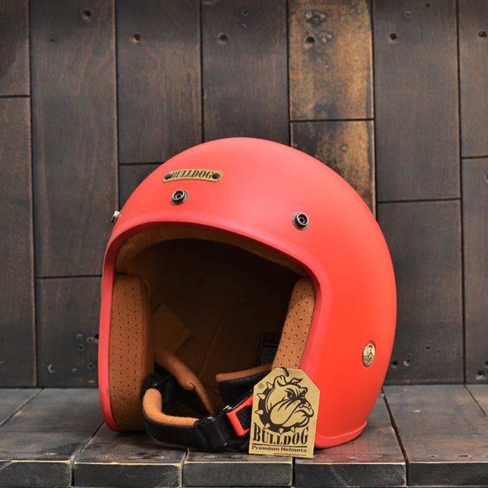nón bảo hiểm 3/4 bulldog