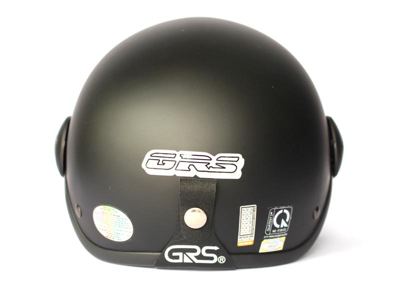 mũ bảo hiểm a33k có kính GRS