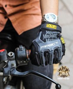 găng tay xe máy full ngón