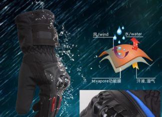 găng tay chống nước probiker