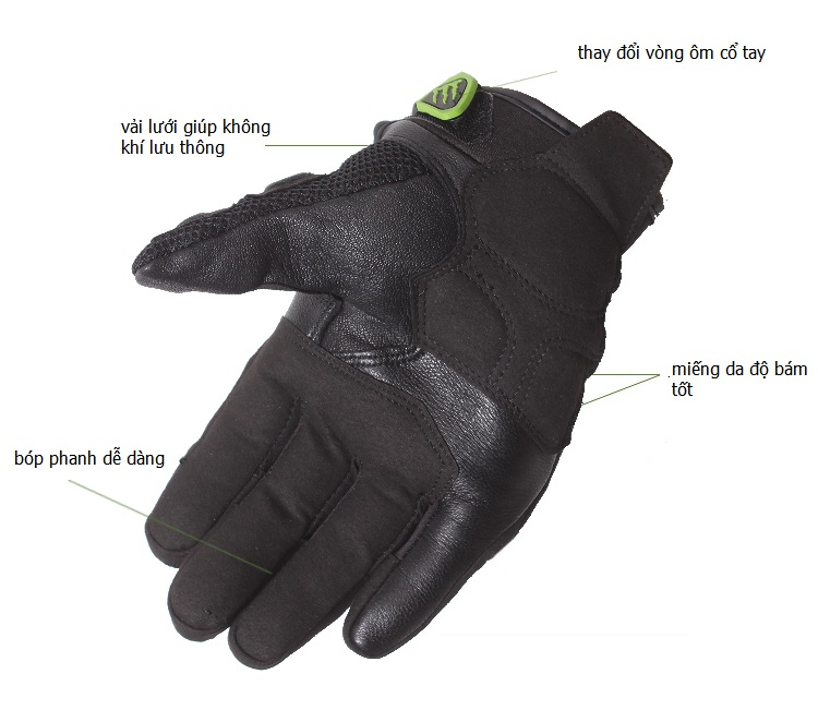 găng tay monster giá rẻ