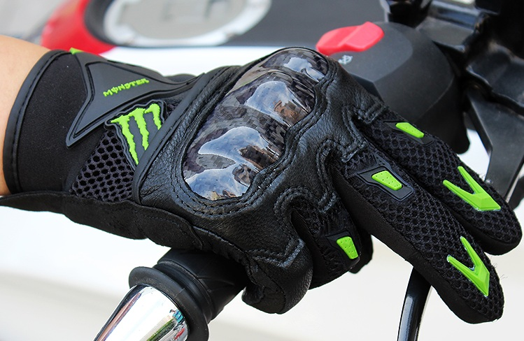 găng tay cao cấp monster