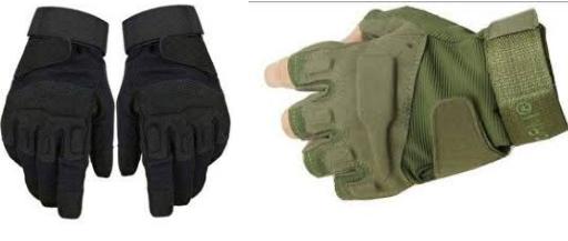 so sánh găng tay xỏ ngón và găng tay full ngón