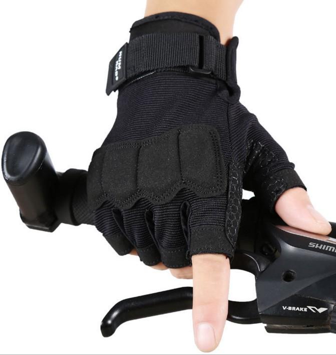 găng tay xe máy cụt ngón