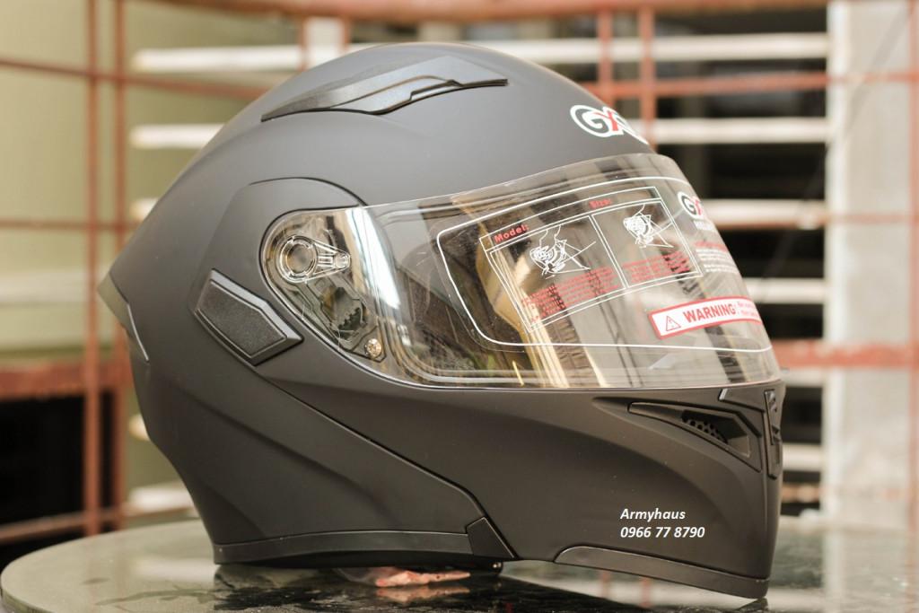 mũ bảo hiểm 2 kính gxt 2017 giá rẻ