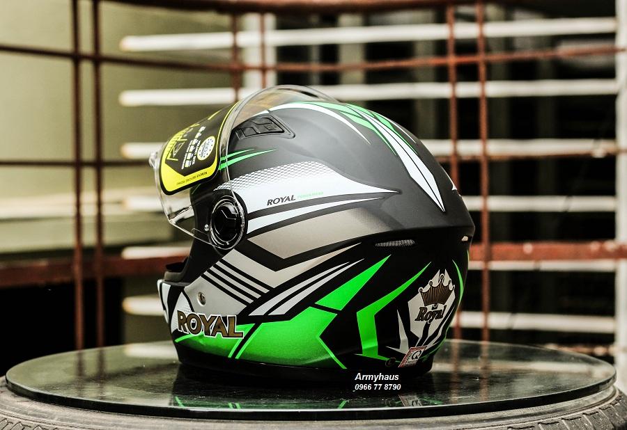 mũ bảo hiểm royal m136 giá rẻ
