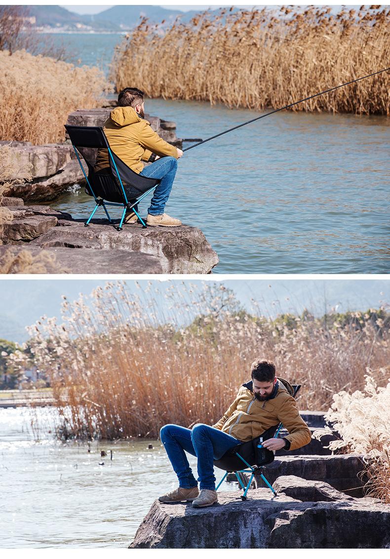 ghế câu cá địa hình