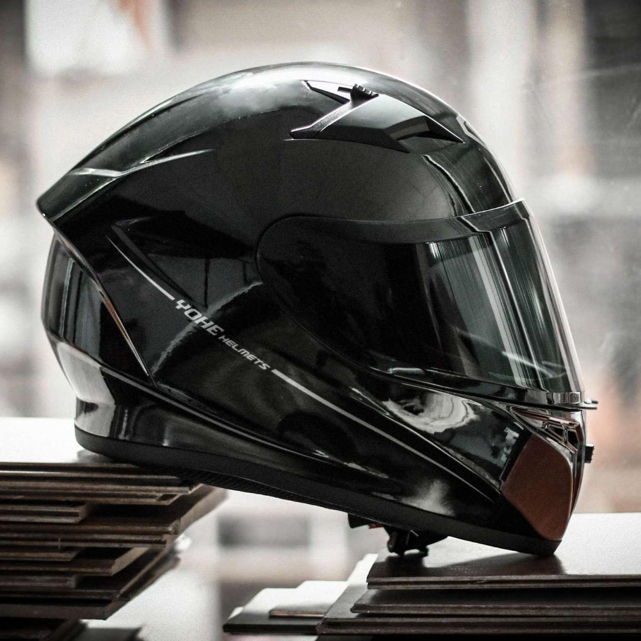 Mũ bảo hiểm cả đầu là gì