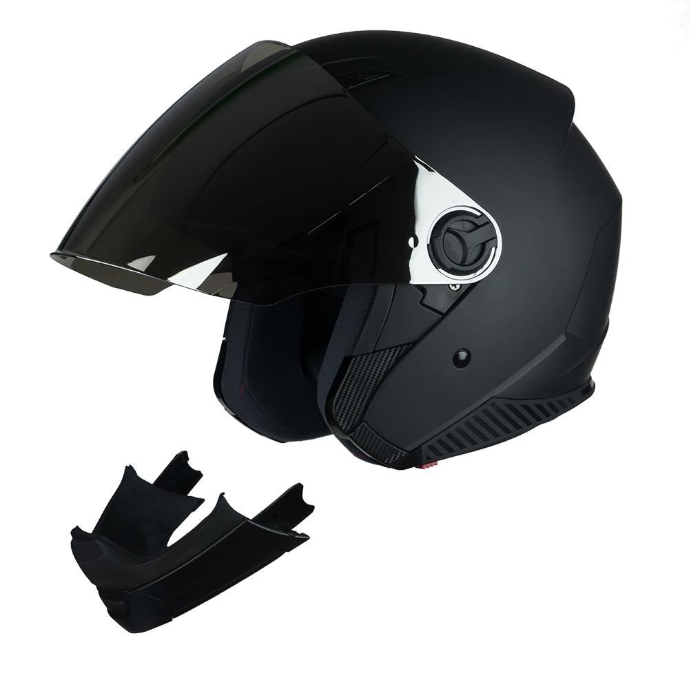Mũ bảo hiểm fullface Royal M03 trơn